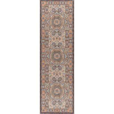 Fairview Multi 2 ft. x 11 ft. Area Rug
