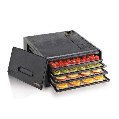 4-Tray Food Dehydrator