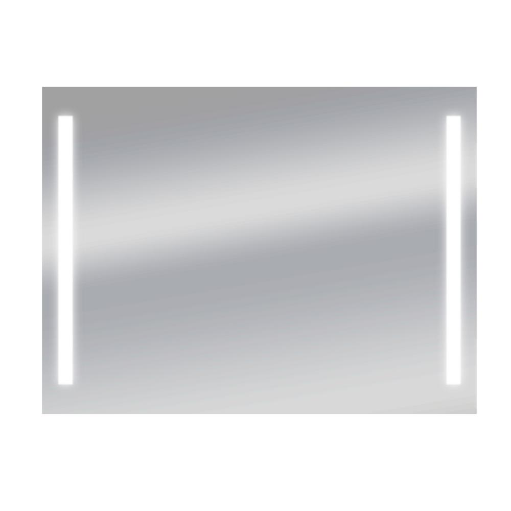 Dyconn Catella 48 In X 36 Led Wall Mounted Backlit Vanity Bathroom