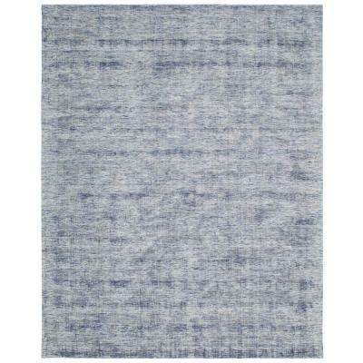 Aero Blue Jeans 3 ft. x 10 ft. Area Rug