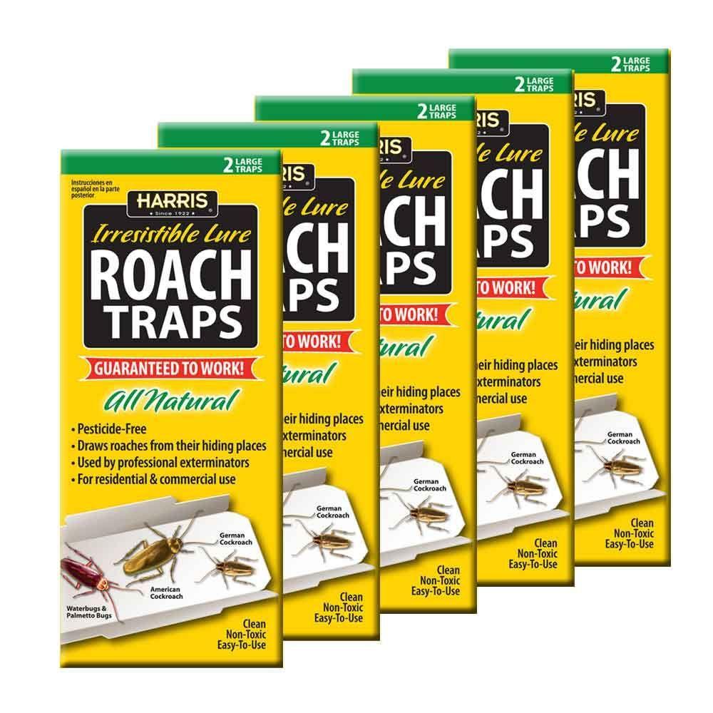 Harris Roach Trap Value Pack by Harris