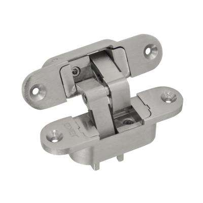 1 in. x 3-3/4 in. Left Sided Concealed Hinge