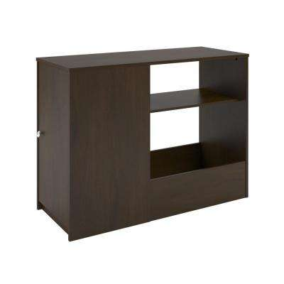 Sandhill Resort Cherry Toy Box Kids Bookcase