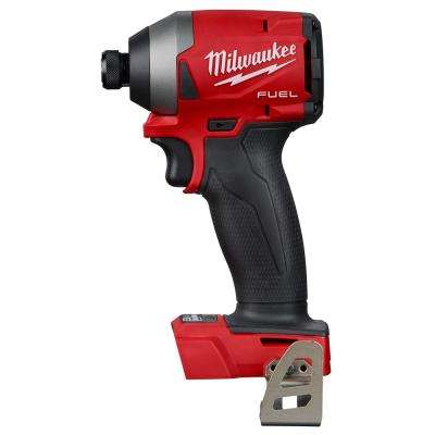 M18 FUEL 18-Volt Lithium-Ion Brushless Cordless 1/4 in. Hex Impact Driver (Tool-Only)
