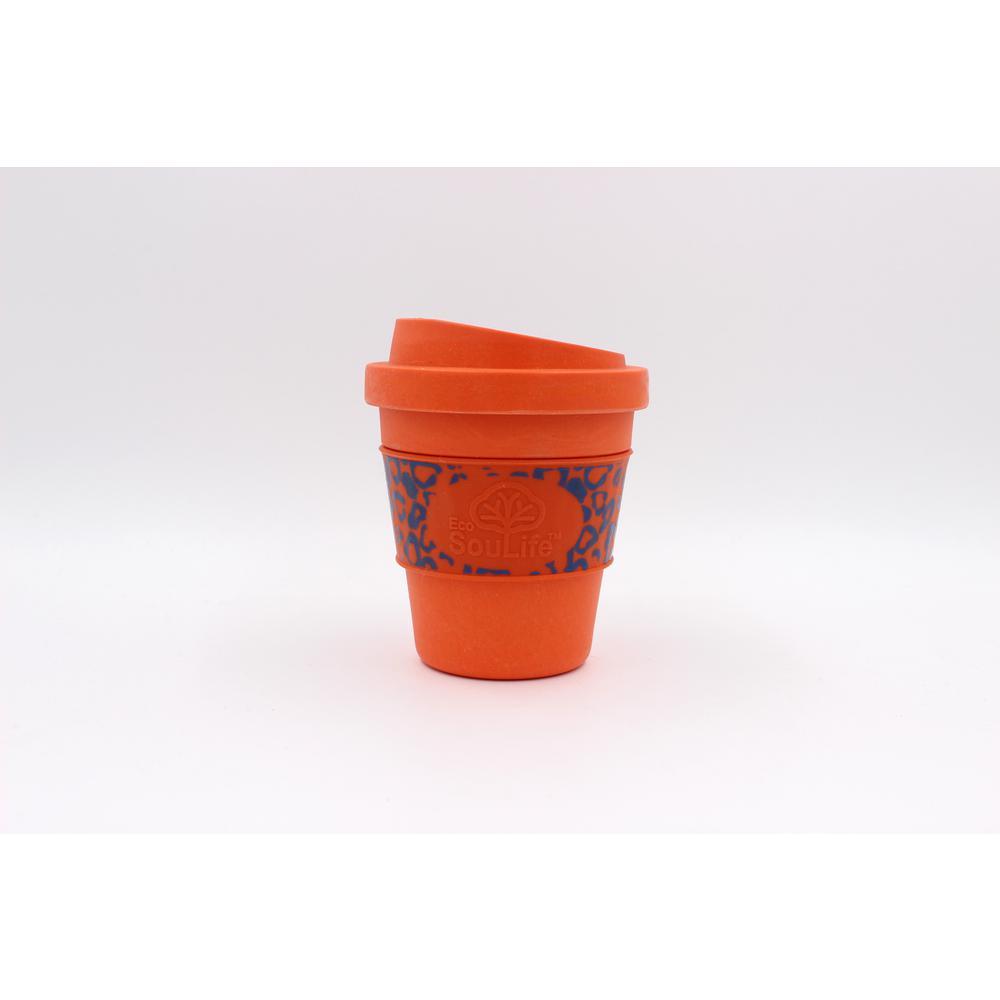 Aroma Orange Bamboo 12 oz. Cup (2-Pack)
