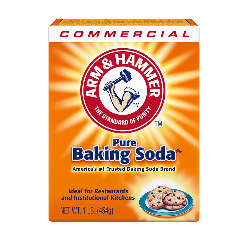 16 Oz Pure Baking Soda 12 Pack 33200 84104 The Home Depot
