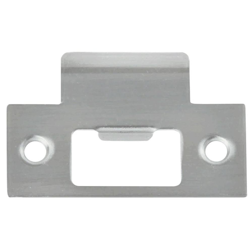 Satin Nickel Door T-Strike