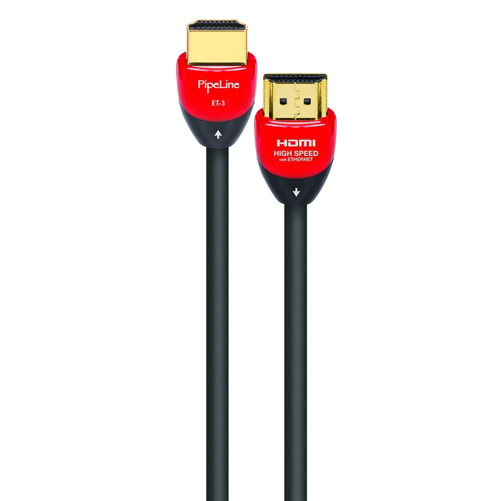 ET-3 4 ft. Hdmi Cable, Black