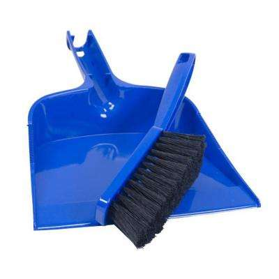 Dust Pan and Brush Set (6-Pack)