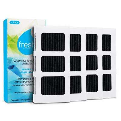 Fresh Replacement Air Filter for Frigidaire Paultra2, 242047805 Electrolux EAP12364179 (4-Pack)