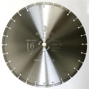 Whirlwind USA 16 inch 28-Teeth Segmented Laser Welded Diamond Saw Blade for Dry... by Whirlwind USA