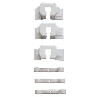 Plug Guard and Cord Keeper, (6-Pack)
