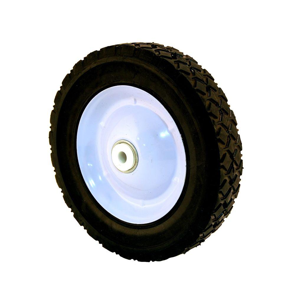 8 in. x 1.75 in. Steel Wheel