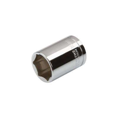 3/8 in. Drive 16 mm 6-Point Shallow Socket