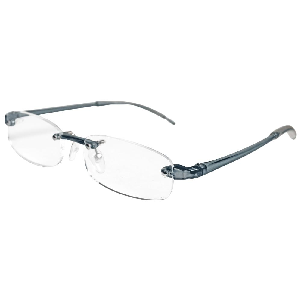 Magnifeye Reading Glasses Sport Gray 1.25 Magnification