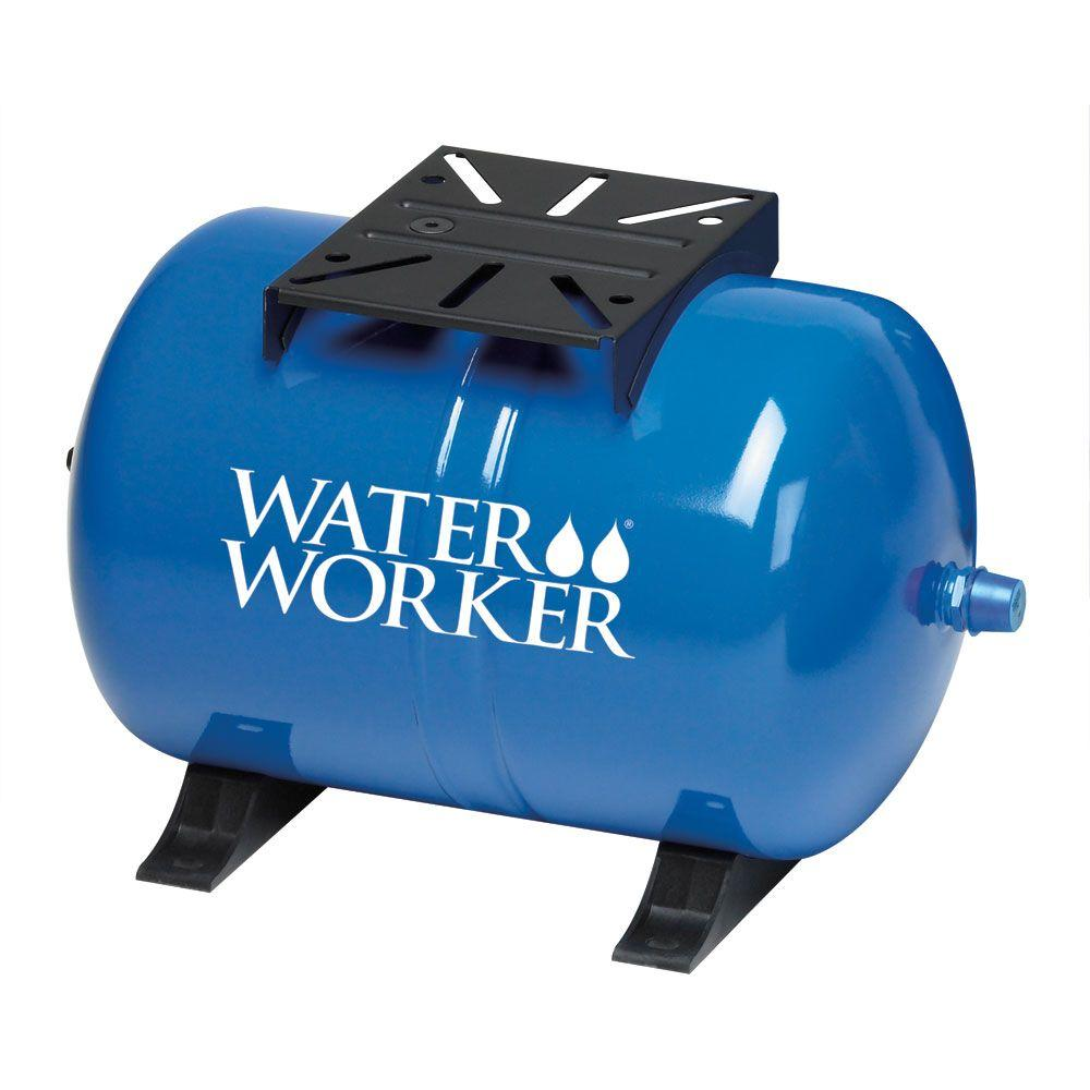 WaterWorker 6 Gal. Horizontal Well Pressure Tank