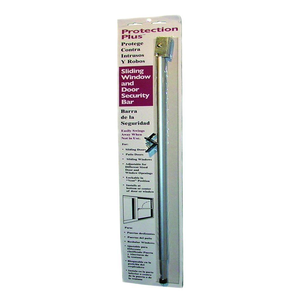 Grisham Protection Plus Brushed Aluminum Patio Guard 98811