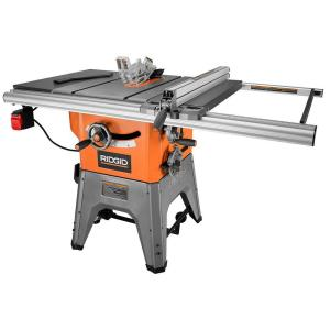 DEWALT 15-Amp Corded 10 in  Compact Job Site Table Saw with