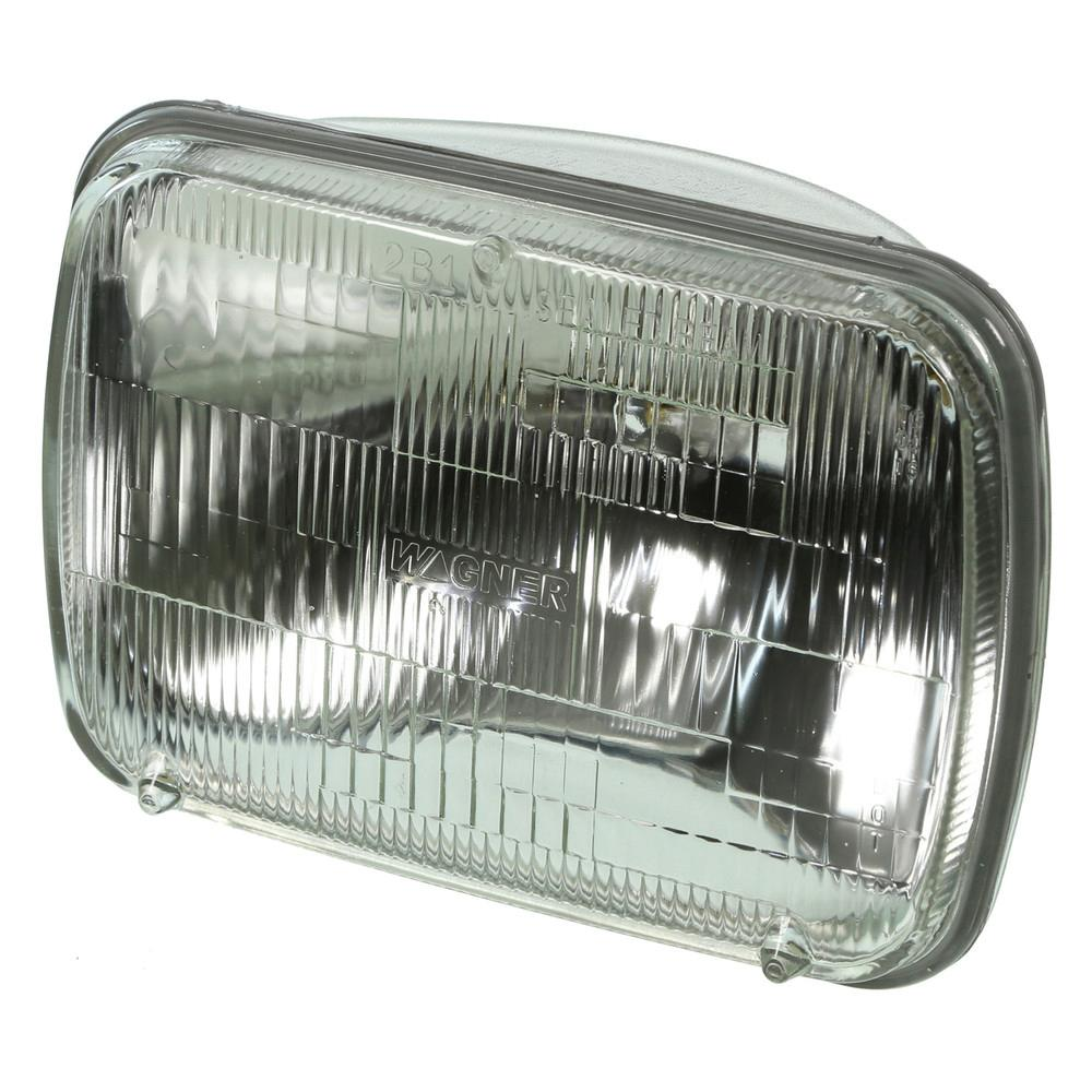 Wagner Lighting Headlight Bulb - High Beam and Low Beam-H6054 - The Home  Depot [ 1000 x 1000 Pixel ]