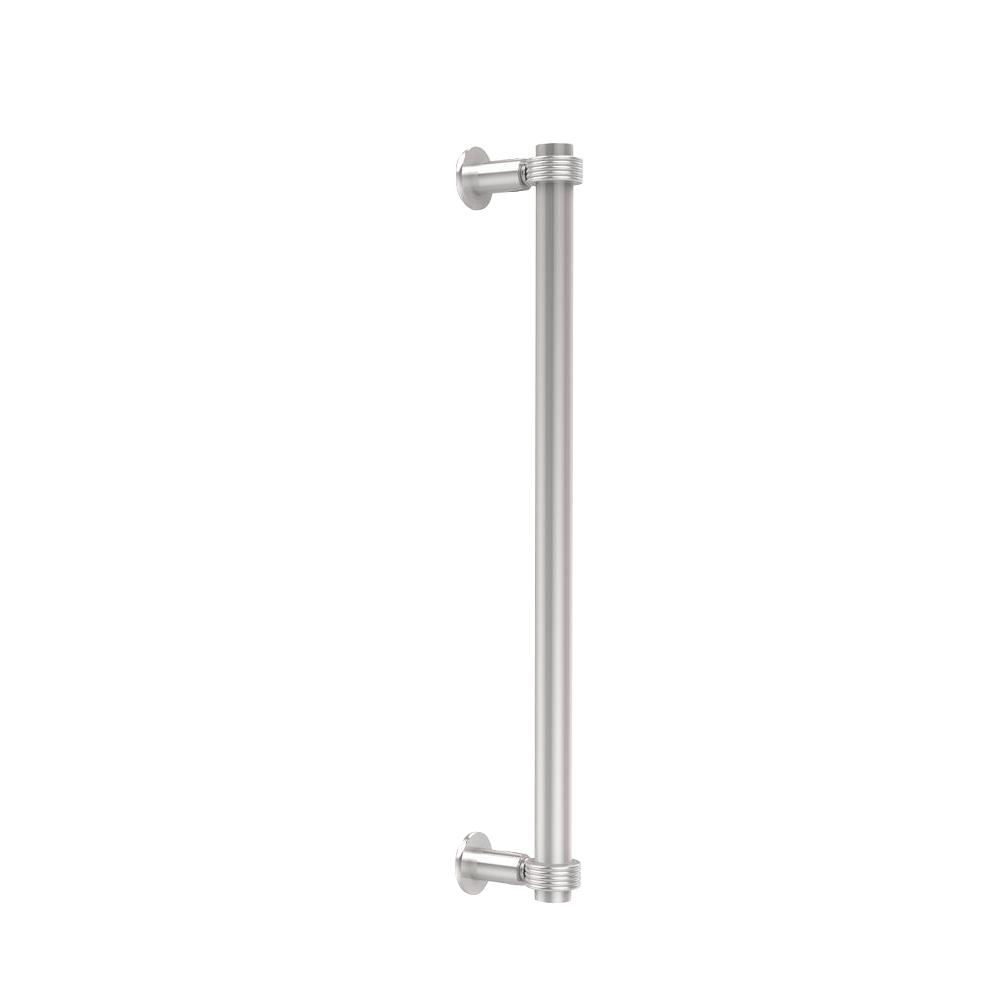 Allied Brass Contemporary 18 In Back To Back Shower Door Pull In