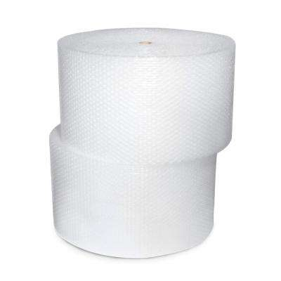 1/2 in. x 24 in. x 250 ft. Perforated 2-Roll Bubble Cushion