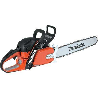 18 in. 50 cc Gas Heated Rear Handle Chainsaw