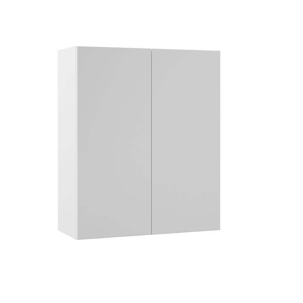 Edgeley Assembled 30x36x12 in. Wall Kitchen Cabinet in White