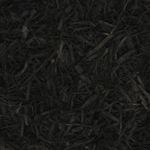 10 Cu Yd Black Landscape Bulk Mulch Bkdmb10 The Home Depot