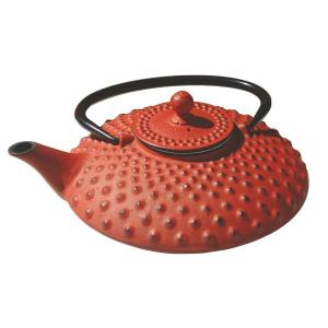 Old Dutch Amity 3.32-Cup Teapot in Red by Old Dutch
