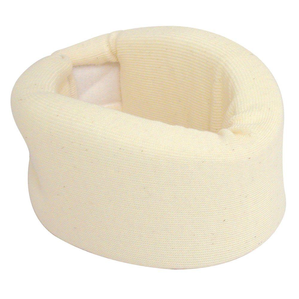 2-1/2 in. W Duro-Med Soft Foam Cervical Collar in White