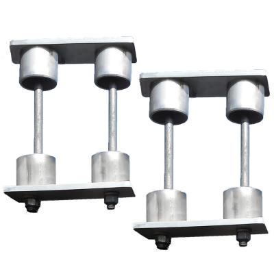 Fusion Connectors for QPF-495 Floating Aluminum Docks