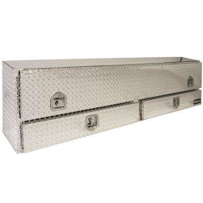 Aluminum Truck Tool Boxes Truck Accessories The Home Depot