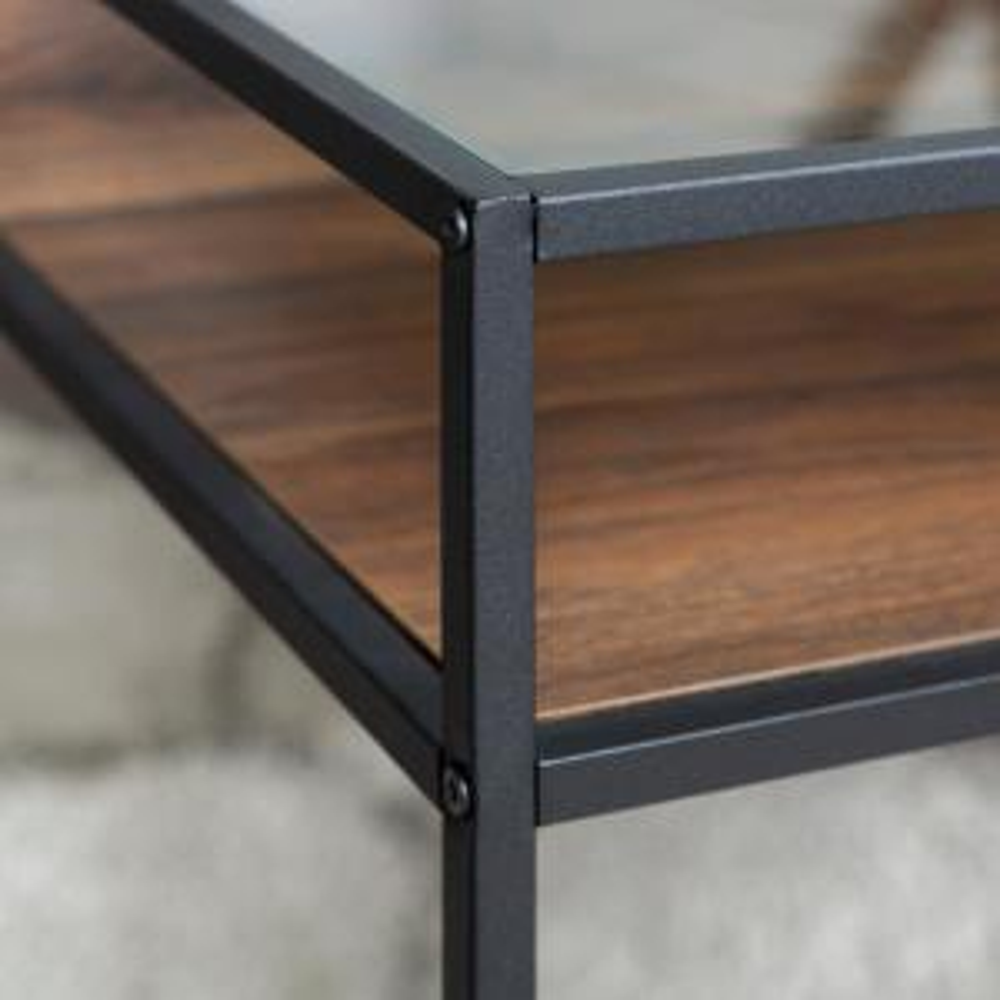 Terrific Walker Edison Furniture Company 42 In Metal And Wood Desk Spiritservingveterans Wood Chair Design Ideas Spiritservingveteransorg