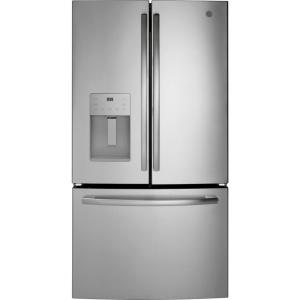 25.6 cu. ft. French-Door Refrigerator, ENERGY STAR in Stainless Steel