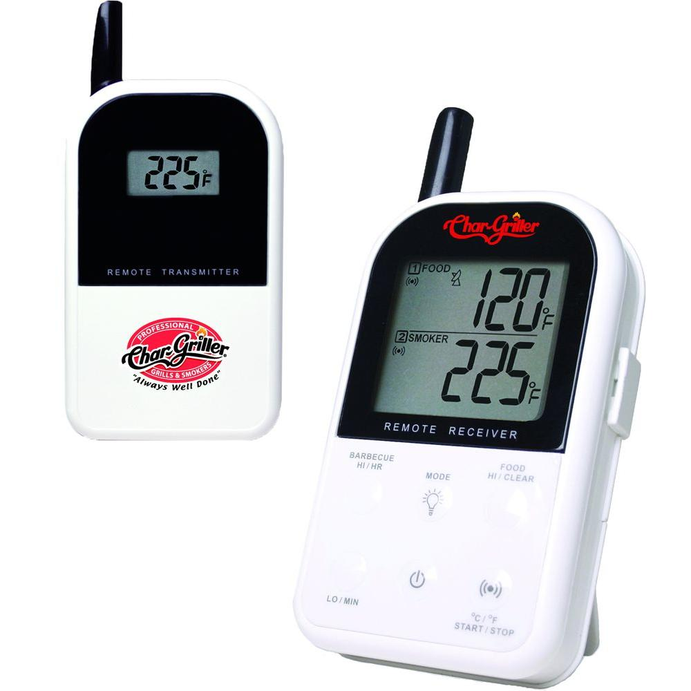 Char-Griller Wireless Remote Thermometer
