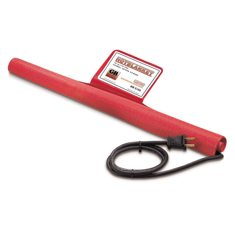 HotBlanket PVC Bender, 3-4 in. Conduit