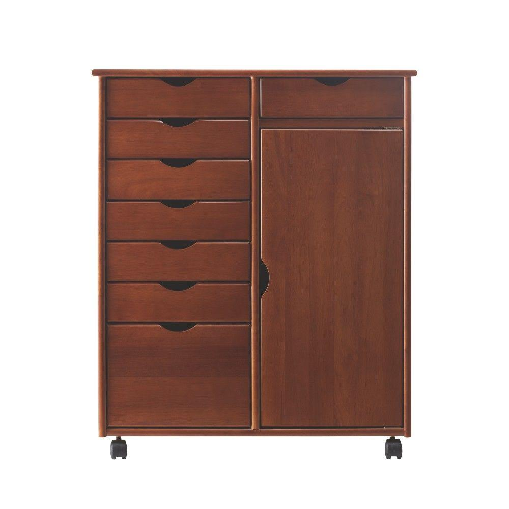 Home Decorators Collection Stanton Double Wide 8-Drawer S...