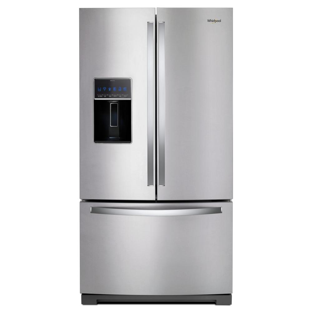 French Door Refrigerator In Fingerprint Resistant Stainless Steel