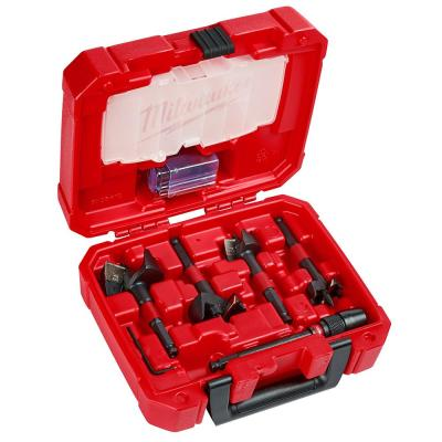 SWITCHBLADE Plumbers Selfeed Bits Set (5-Piece)