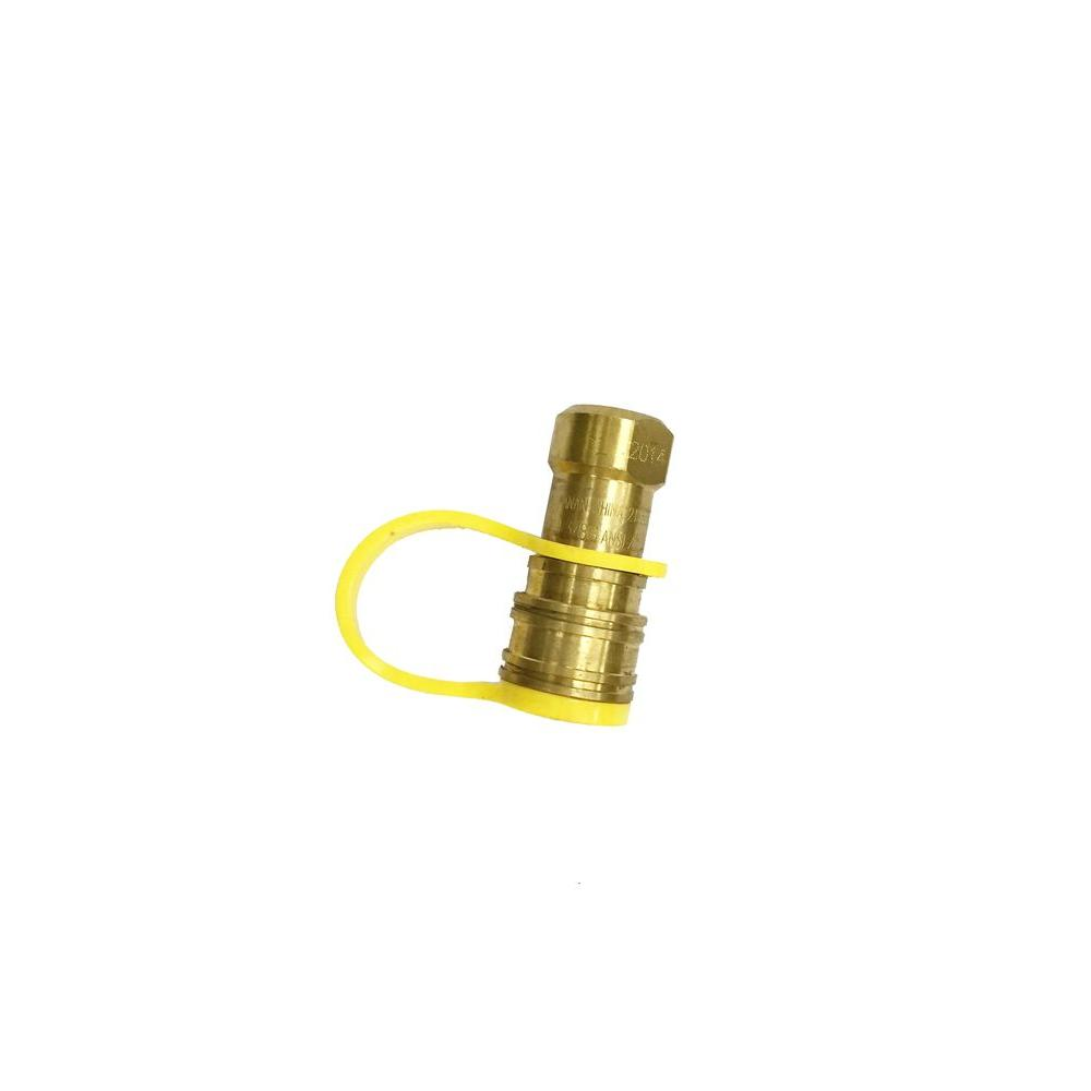 Quick Connect Fittings >> Quick Connect Brass Fitting