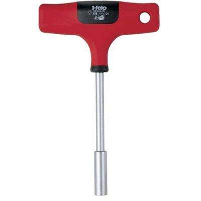 1/4 in. T-Handle Hex Bit Screwdriver