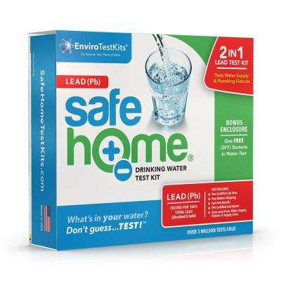 Lab Tested Lead Drinking Water Test Kit