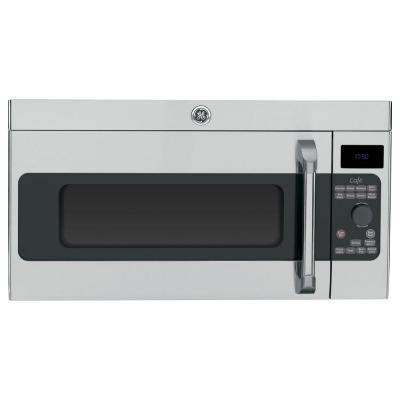 1.7 cu. ft. Over the Range Microwave in Stainless Steel with Sensor Cooking