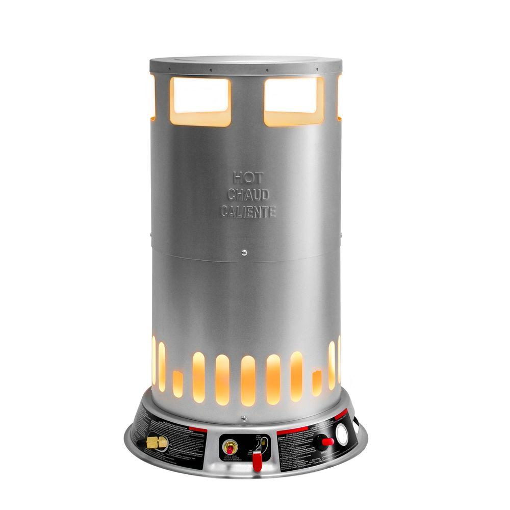 50K - 200K BTU LP Convection Heater