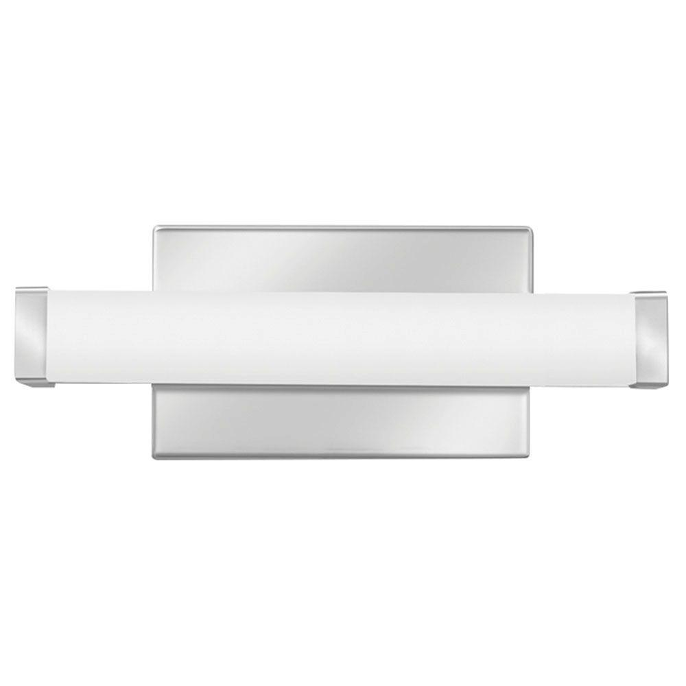 Lithonia Lighting Contemporary Square Chrome 3k Led Vanity Light