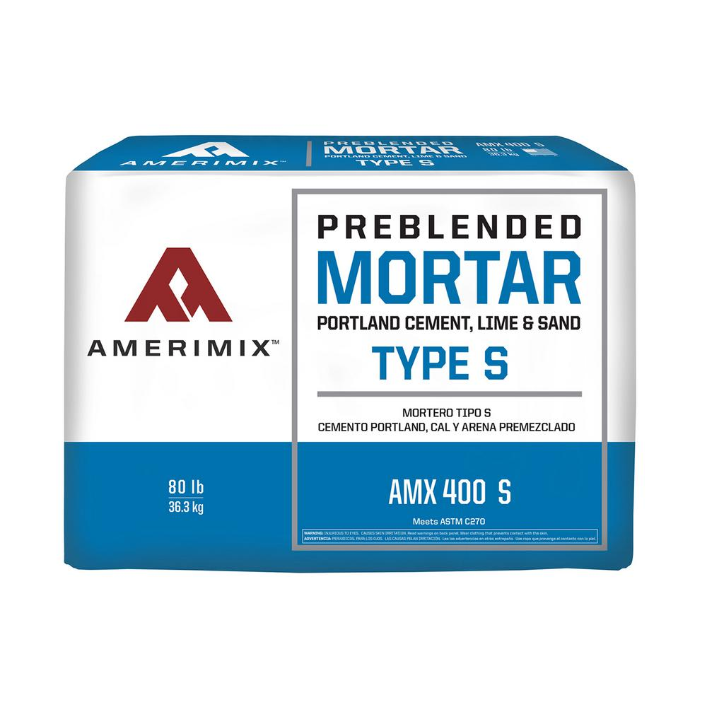 80 lb. Amerimix Mortar Mix-Type S