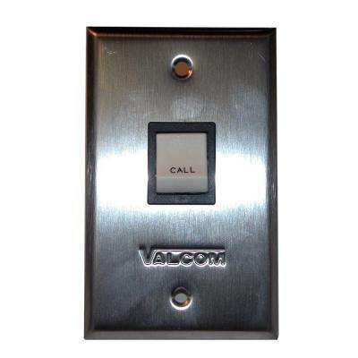 1 Standard Wall Plate with Call-In-Rocker Switch