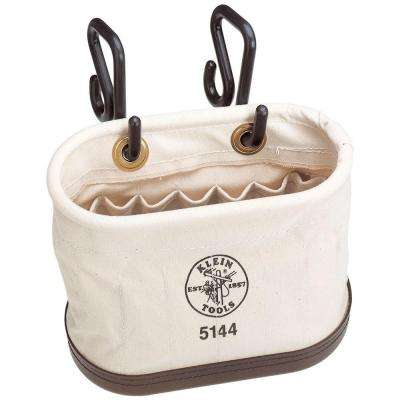 14 in. Oval Tool Bucket