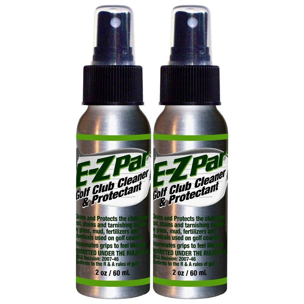 2 fl. oz. EZ Par Golf Club Cleaner and Protectant (2-Pack)