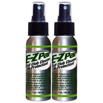 2 fl. oz. EZ Par Golf Club Cleaner and Protectant (2-Pack)